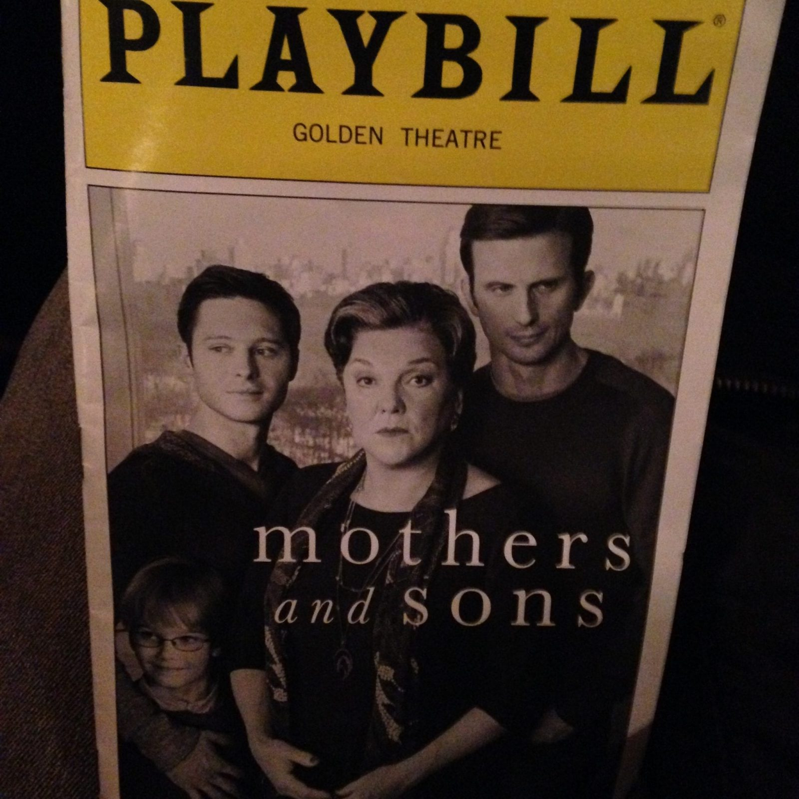 win broadway tickets to mothers and sons