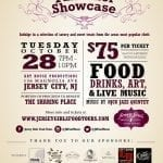 Jersey Girls Food Tours Presents the 1st Annual Fall Chef Showcase