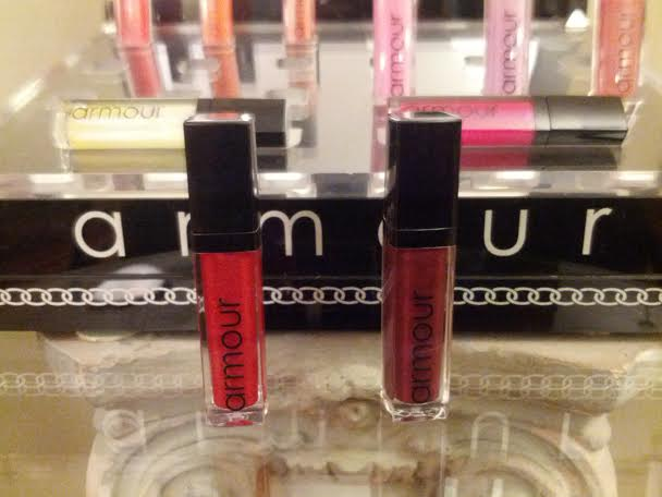 Luxe Armour Lip Gloss