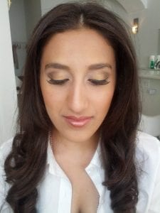 Full Makeup Applciation with Lashes