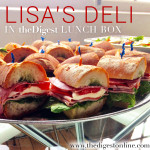 Lisa's Deli in The Digest Lunch Box