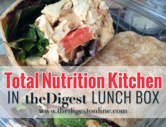Total Nutrition Kitchen in the Digest Lunchbox