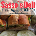 Sasso's Deli in the Digest Lunchbox