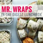 Mr. Wraps in the Digest Lunchbox