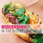 Modern Banh in the Digest Lunch Box