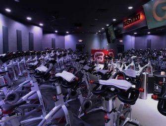 'Rock Your Ride' at CycleBar Hoboken