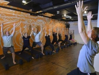Veterans Yoga Project Annual Fundraiser